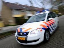 Auto ramt verkeerslicht en fietsster Veenendaal