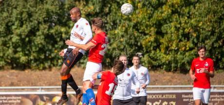 Goveia matchwinnaar voor Kruisland in Roosendaal, tien doelpunten in Prinsenbeek bij Beek Vooruit - VOAB
