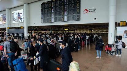 Brussels Airport overschrijdt voor het eerst kaap van 10.000 passagiers sinds corona (maar dat zijn er nog altijd 80.000 minder dan vorig jaar)