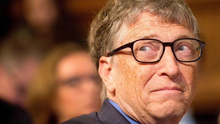 Bill Gates. Beeld anp