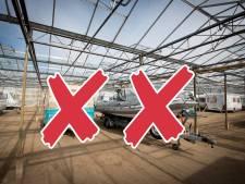 Twee tuinders in Huissen strijden voor hun caravanstalling: Lingewaard speelt dubbel spel
