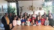 Ina Quaghebeur uit Vleteren is de eerste kinderburgemeester van Alveringem