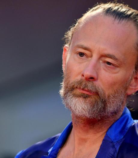 Radiohead-frontman vindt zichzelf hypocriet: 'Ik strijd voor klimaat, maar vlieg de wereld rond'