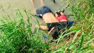 Vader en dochtertje verdrinken bij oversteken van rivier aan grens Mexico-VS