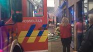 Frituurketel vat vuur: uitbater naar het ziekenhuis