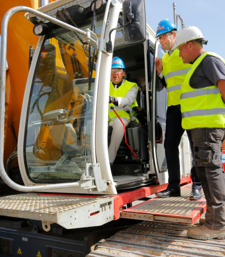 DAF investeert 200 miljoen in nieuwe fabriek in België