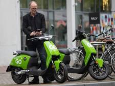 Go Sharing neemt maatregelen na misbruik deel-scooter in Eindhoven: 'We controleren nu handmatig'