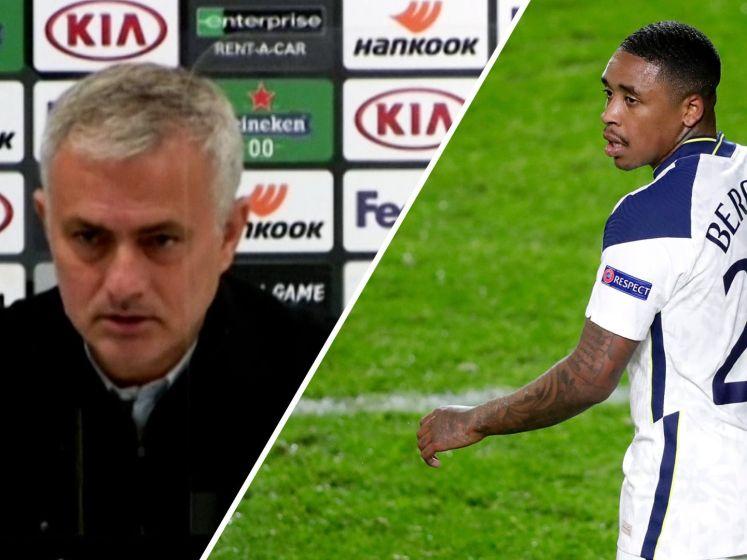 Mourinho: 'Het slechtste team heeft verloren'