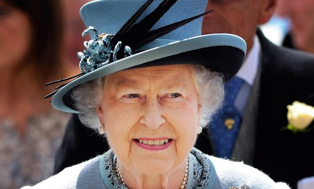 60 jarig jubileum elizabeth Queen Elizabeth viert 60 jarig jubileum | buitenland | De Morgen 60 jarig jubileum elizabeth