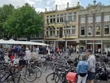 Coronadrukte: voor eerst dreigde afsluiting delen Deventer binnenstad
