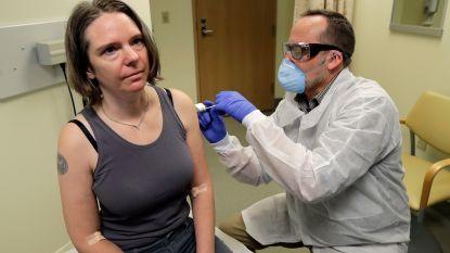"""Allereerste klinische test voor vaccin begonnen in VS: """"Kan tot 18 maanden duren voor het beschikbaar is"""""""