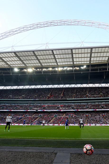 Wembley volgend seizoen thuishaven Tottenham
