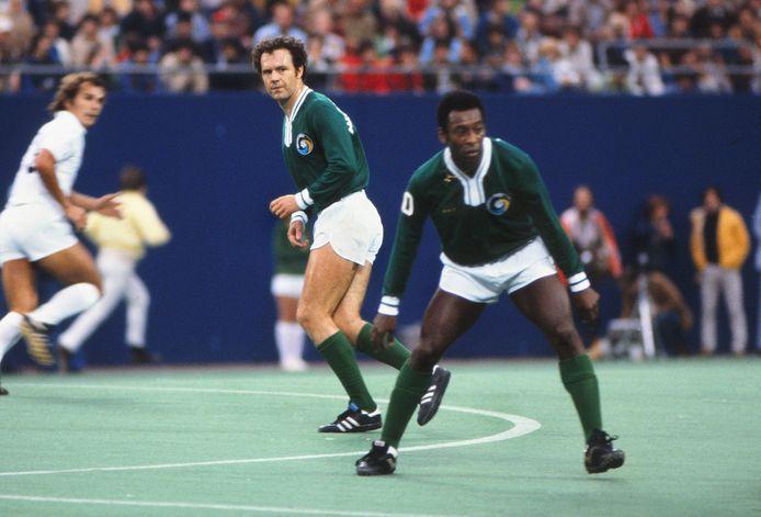 Pelé speelde zijn laatste wedstrijd op 1 november 1977, een vriendschappelijk duel tussen New York Cosmos en Santos.