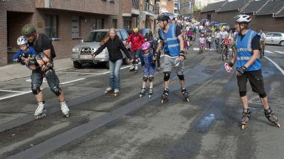 Toerrit 'International Sugarcup Speedskating' trekt door centrum