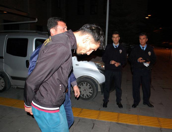 Ahmet Dahmani werd in december 2016 veroordeeld tot een celstraf van tien jaar en negen maanden.