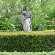 In middeleeuwse tuinen stond geen grasspriet verkeerd