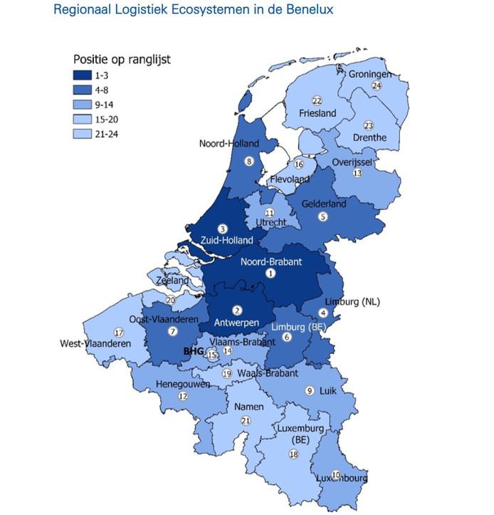 4213e14f125 Noord-Brabant volgens onderzoek de beste plek voor vestiging van ...