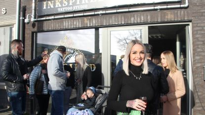 Pommeline opent eigen tattoo-shop 'Inkspired by Pommeline' in Erpe-Mere