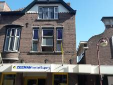 Drugswoning boven Zeeman in Kaatsheuvel geen 3 maanden, maar 1 jaar gesloten