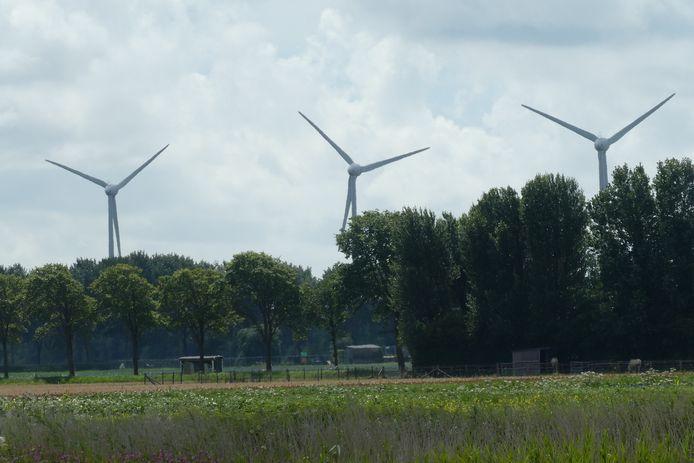 Sint-Michielsgestel zoekt geschikte plekken voor windturbines.