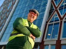 Reeuwijker Marco de Haas voorman 'gele hesjes' Erasmusbrug