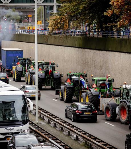 Boeren komen morgen weer naar Den Haag
