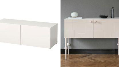 Zo maak je een uniek stuk van je Ikea-massameubel