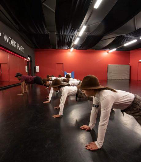 Streetdanceteam Runazz Kids uit Helmond: net bij elkaar en nu al kampioen