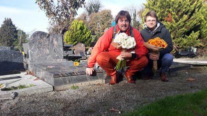 100-tal 'vergeten' graven krijgen bloemen van Jong CD&V