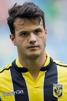 Vitesse verkoopt Qazaishvili, Ars naar De Graafschap