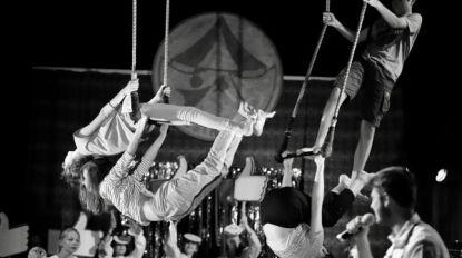 Steinerschool De Es biedt heel weekend lang circusspektakel in Fort 4