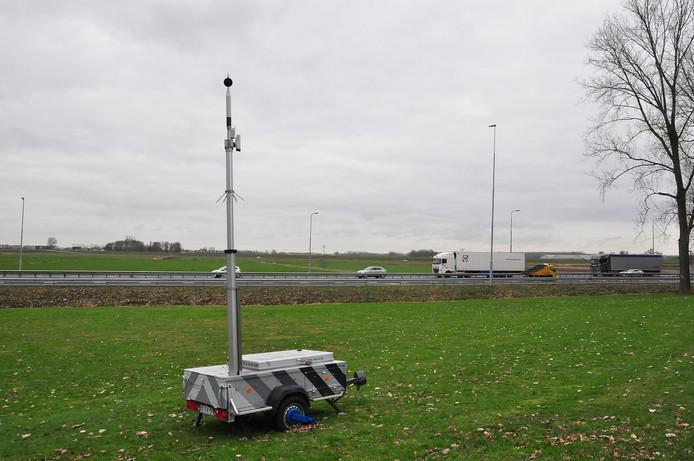 Uit onderzoek dit voorjaar bleek dat de geluidsoverlast  voor de bewoners van Baardwijk groter is dan gedacht.