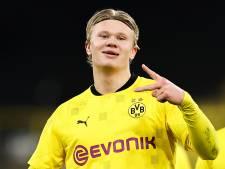 Fenomenale Haaland weer van grote waarde voor Borussia Dortmund