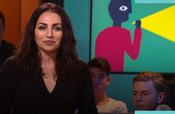 Wat is een goede grap? Actrice Nazmiye Oral ontleedt humor