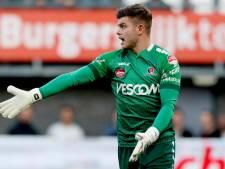 Van Gassel staat voor bijzonder Helmond Sport-jubileum: 'Voor zo'n jonge keeper is dat veel'