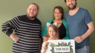 Groene speel- en ontmoetingsplek Tuin9420 krijgt steun van acteur en uitgeweken Merenaar Koen De Graeve