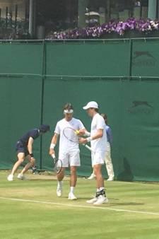 Koolhof strandt in kwartfinale Wimbledon