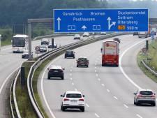 Zware crash in Duitsland: 'Ik dacht meteen: hier moeten doden zijn gevallen'