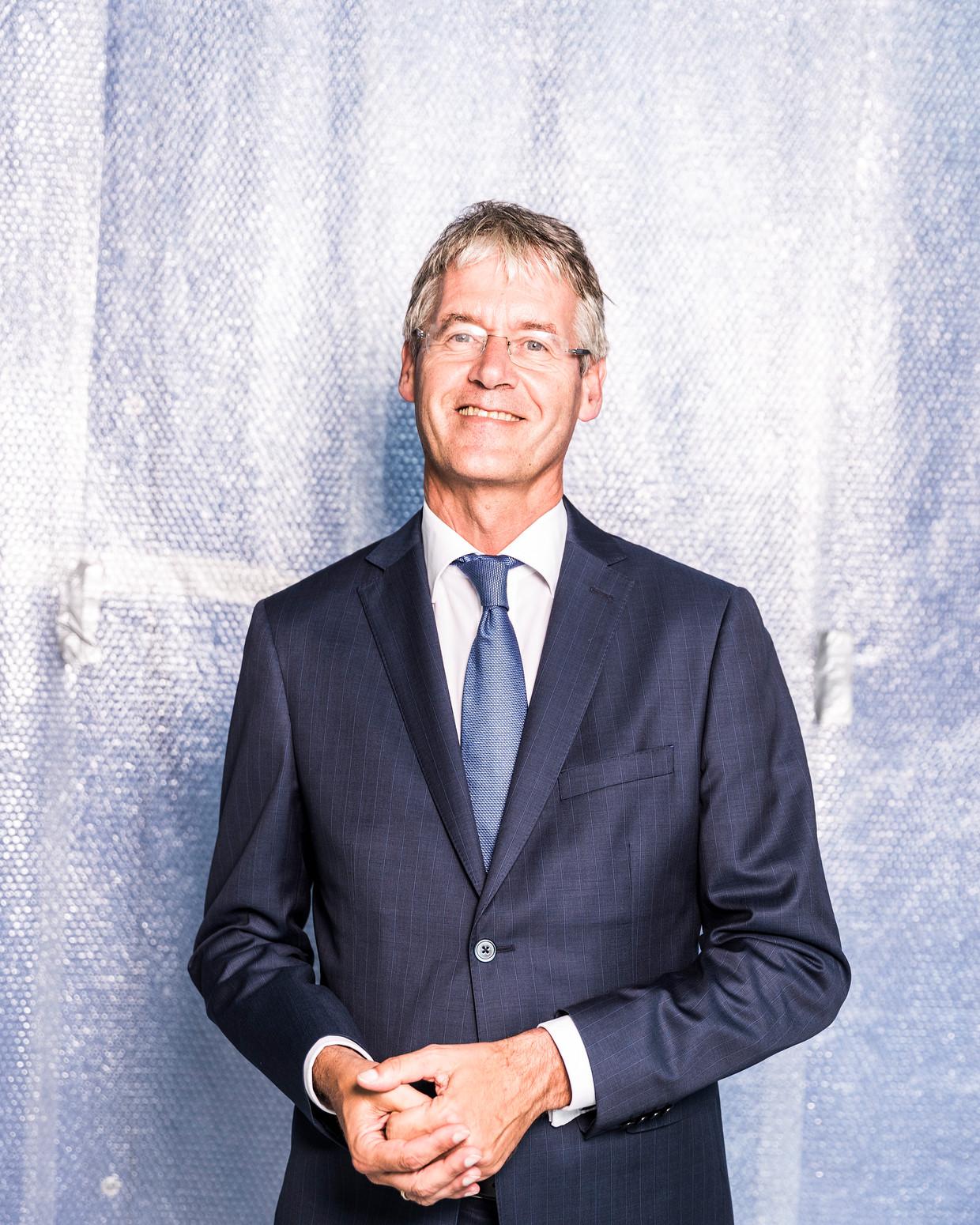 Arie Slob, minister voor Basis- en Voortgezet Onderwijs en Media in het kabinet-Rutte III.