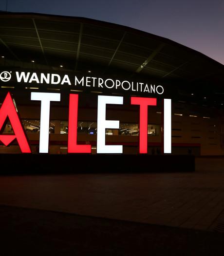Vlaggen bij Atlético halfstok voor jeugdspeler en oud-speler