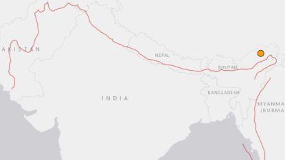 Noordoosten van India opgeschrikt door zware aardbeving