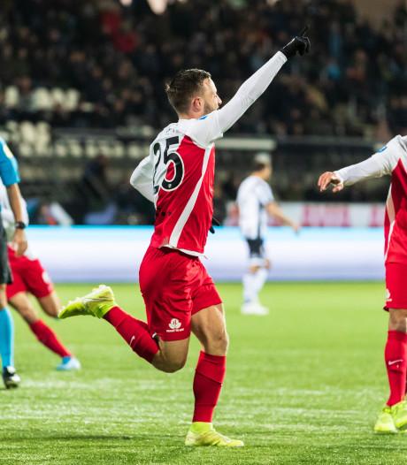 FC Utrecht kan dankzij Ramselaar weer naar boven kijken