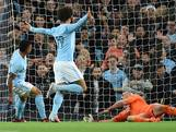 Lichtzinnig Manchester City zet Napoli op zes punten