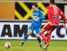"""Sven Kums (AA Gent) na moeizame zege tegen Moeskroen: """"Slecht spelen en toch drie keer scoren is positief"""""""