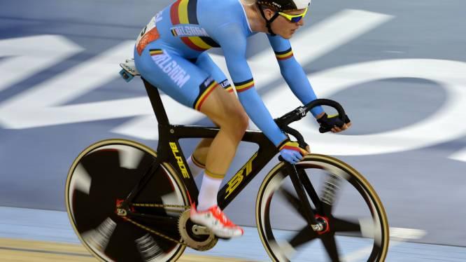Gijs Van Hoecke tiende in individuele achtervolging