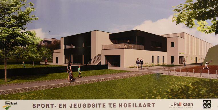 Sport en jeugdsite Hoeilaart
