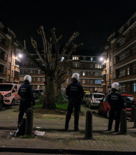 Décès du jeune Adil: des incidents place du Conseil à Anderlecht après le non-lieu pour les policiers