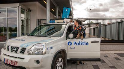 Politiezone Rupel verwelkomt nieuwe drugshond Jim