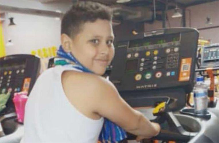De 9-jarige Daniël werd vorige week maandag ontvoerd in het asielcentrum van Broechem.