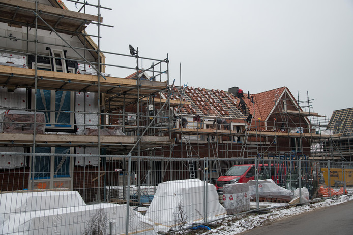 Er moeten tot 2030 bijna duizend nieuwe woningen worden gebouwd in Nunspeet.